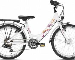 Puky Fahrrad Skyride 20-6 (6-Gang) ALU weiss
