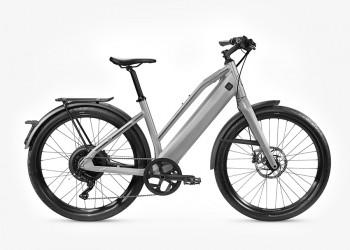Stromer ST1 Comfort test Bike
