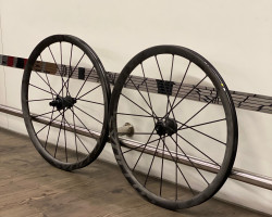 Synchros Silverton SL Radsatz