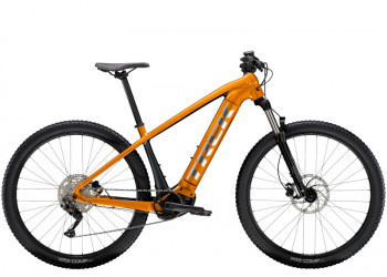 Trek Powerfly 4 625W Xs 27.5 Wheel Factory Orangelithium Grey