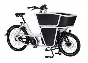 Urban Arrow Shorty Performance Disc Deore 500Wh