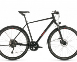 Cube Nature EXC Allroad black´n´red