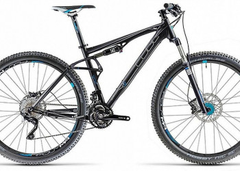 Cube AMS 150 HPA Black Anodized