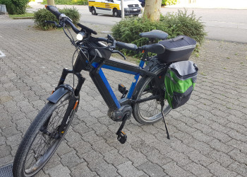 Riese & Müller Supercharger GT touring HS