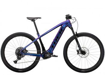 Trek Powerfly 5 Xs 27.5 Wheel Purple Fliptrek Black