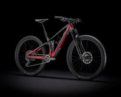 Trek Fuel Ex 9.8 Gx M 29 Wheel Raw Carbonrage Red