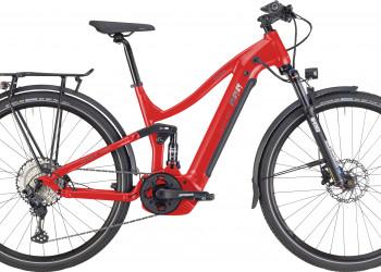 Vollgefedertes E-Bike für Alltag/Touren