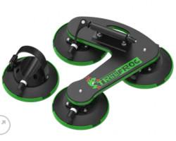 Treefrog Pro 1 Saugnapf Fahrradträger