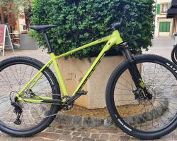 Bicicletta SCOTT Scale 980 yellow