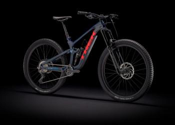 Trek Slash 9.8 Xt L 29 Wheel Carbon Blue Smoke