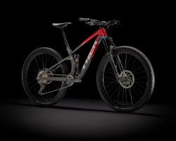 Trek Fuel Ex 8 Xt M 29 Wheel Rage Red To Dnister Black Fade