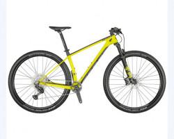 SCOTT Scale 930 Bike yellow