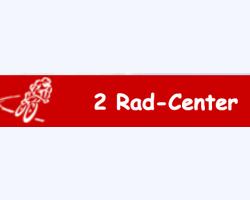 2Rad-Center Schild