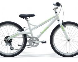 "Kindervelo, Kokua, Like to Bike 24"", weiss, 24"", Seriennummer: AA70726335"