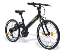 "Kindervelo, Kokua, Like to Bike 20"", schwarz-kiwigrün, 20"""