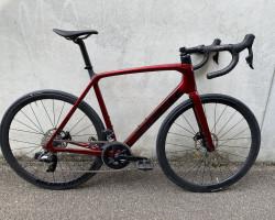 Trek Émonda SL 6 eTap 58 Crimson/Trek Black