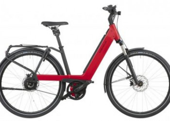 """Riese&Müller Nevo3 vario 51 cm (28"""") dynamic red metallic 625 Wh Intuvia"""
