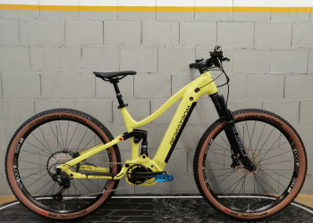 2021 Bergstrom XCV 869 M gelb fully Bosch