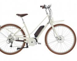 E-Bike Diamant Juna+ 400wh Old stile city-bike with guarantee