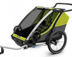 Thule Chariot CAB 2 Veloanhänger