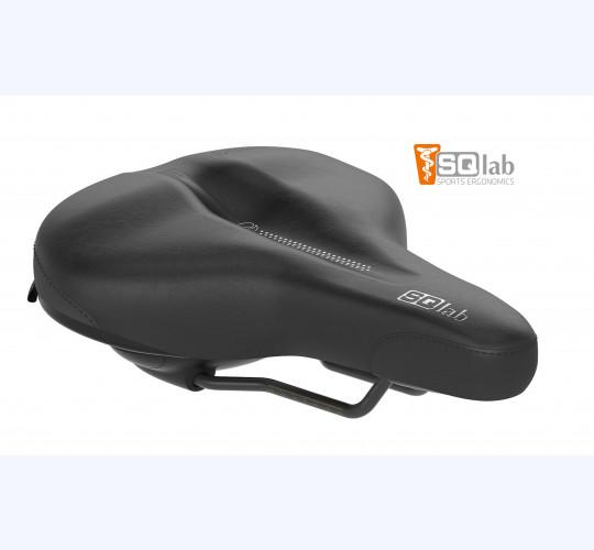 Ergonomischer SQlab Sattel Ergolux Comfort Breite 21 cm