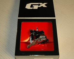 Sram GX 2x11 Umwerfer