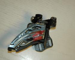 Shimano XT 2x11 Umwerfer