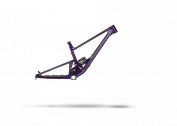 SCOR 4060 LT Frameset Purple, Gr. M