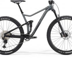 One-Twenty 600 Matt Greyglossy Black L - 19