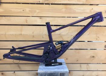 Scor 4060 Lt Frameset Purple Purple