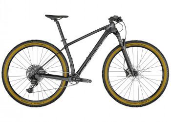 Bicicletta SCOTT Scale 940 granite black