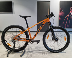 Trek X-Caliber 7 S Factory Orange/Lithium Grey