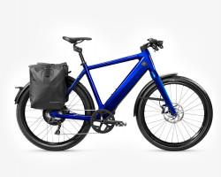 E-Bike, STROMER, ST3 LTD, Sport, San Marino Blue, XL, 2 Jahre Garantie, beachten Sie die Bestimmungen