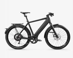 E-Bike, +STROMER-, ST3, black, XL, 2 Jahre Garantie, beachten Sie die Bestimmungen, Rahmennummer: TBNST5S703SM0484
