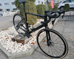 BMC Roadmachine 02 One Ultegra Di2 Cbn Wht Gry 58 2020