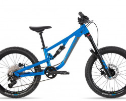 """Norco Norco Fluid FS 2 20"""" Kindervelo 2020, Electric Blue/Charcoal"""