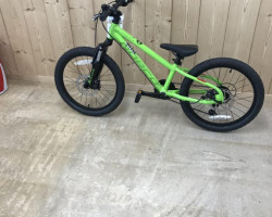 Norco Storm 2.1 2020, Green.