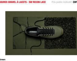 Chaussures Gravel à lacets - SW Recon Lace